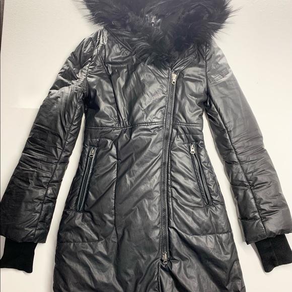 Mackage duvet winter jacket